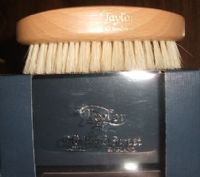 Taylor of Old Bond Street - Military Style Real Bristle Hair Brush